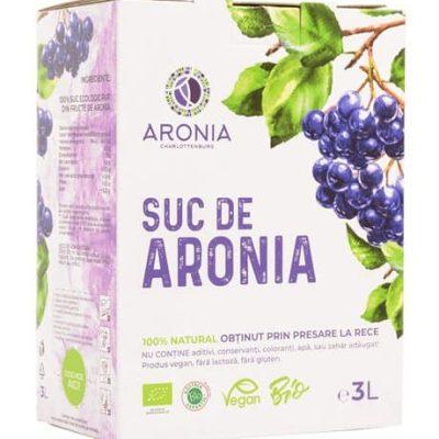 Cutie suc de Aronia
