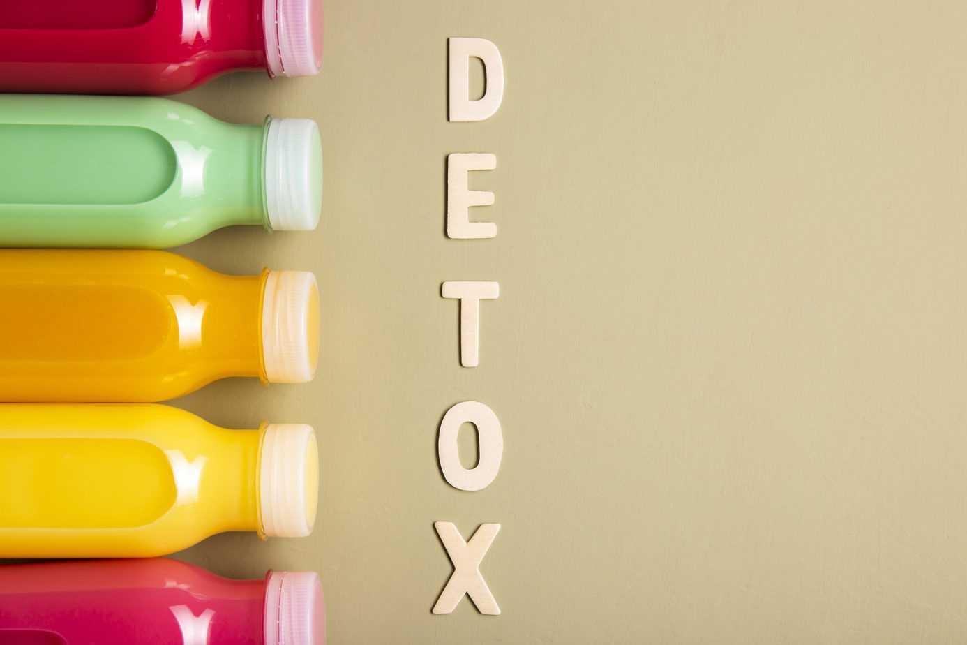 rețetă de curățare de suc detox)