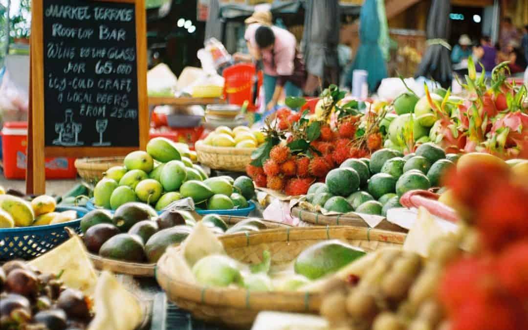 top 12 fructe exotice în toată lumea