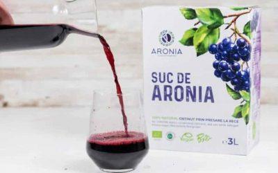 Cele 6 vitamine din sucul de aronia esențiale pentru un corp sănătos