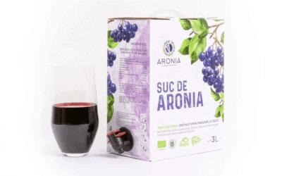 Sucul de aronia conține 6 minerale esențiale pentru un organism sănătos și rezistent
