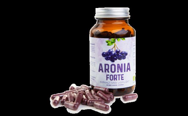 capsule extract aronia