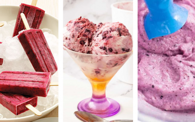 3 rețete aronia pentru înghețate sănătoase care se prepară rapid